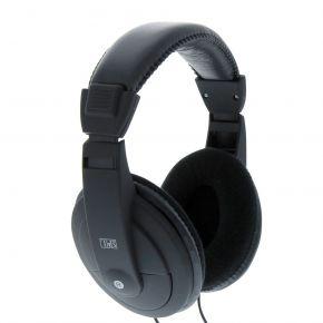 TnB Ακουστικά Κεφαλής TV - Stereo με Καλώδιο 3m και Επέκταση 4m CSHOME2