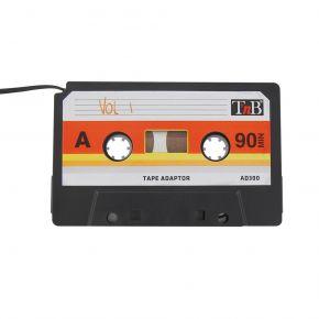 TnB Έξυπνος Αντάπτορας Αναπαραγωγής Ψηφιακής Μουσικής σε Παλιά Κασσετόφωνα AD300