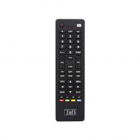 TnB Τηλεχειριστήριο Τηλεόρασης 6 Σε 1 Universal TCUN06