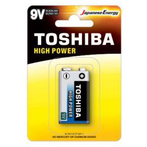 Toshiba Μπαταρία 9V - 6LR61GCP BP-1 1 τμχ