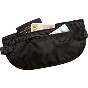Travelsafe Τσαντάκι Μέσης Moneybelt Light Weight Black