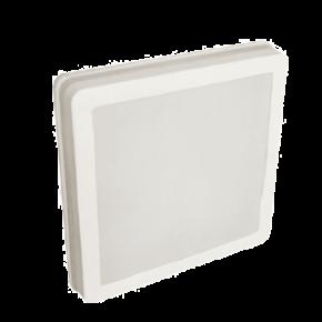 ACA LED SMD Πλαφονίερα Οροφής TRED 40W Τετράγωνο IP65