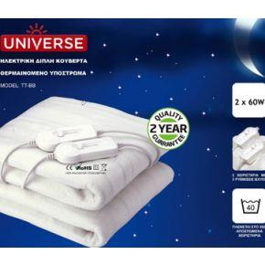 Universe Διπλό Θερμαινόμενο Υπόστρωμα 2x60W