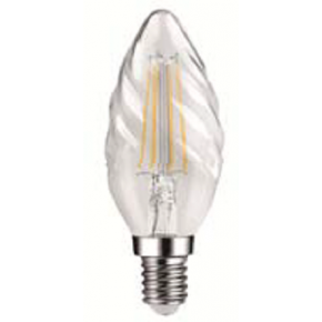 Universe LED Λάμπα Filament E14 6W 240V Dimmable