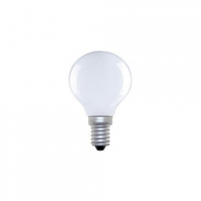 Universe LED Λάμπα 4W Filament G45 E14 IP20 Dimmable Milky Glass