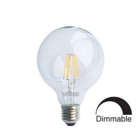 Universe LED Λάμπα 6W E27 G95