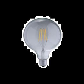 Universe LED Λάμπα 8W Filament G125 E27 IP20