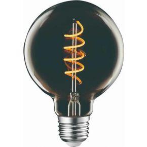 Universe LED Λάμπα Filament 4W G95 E27 240V Dimmable Smoky
