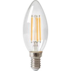 Universe LED Λάμπα Filament E14 4W 240V Dimmable