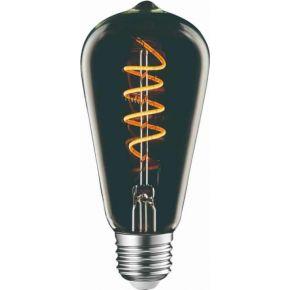 Universe LED Λάμπα Filament E27 4W Dimmable Smoky