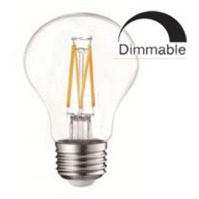 Universe Λάμπα LED Filament 9W E27 Dimmable 240V