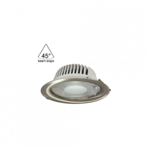 Universe LED Φωτιστικό Χωνευτό 30W COB IP20