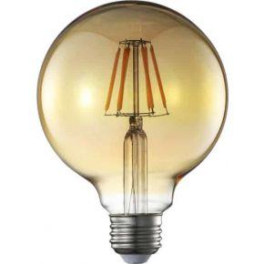 Universe LED Λάμπα Filament 6W G95 E27 240V