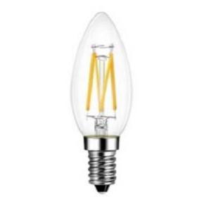 Universe LED Λάμπα Filament E14 4W 240V