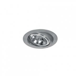 Universe LED Spot Χωνευτό 75W Αλουμινίου Κινητό ES111 GU10