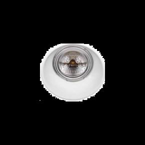 Universe LED Spot Χωνευτό 100W Αλουμινίου Στρογγυλό  Σταθερό AR111 12V