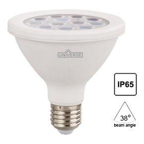 Universe LED Λάμπα 16W PAR38 E27 IP65