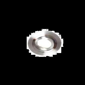 Universe LED Spot Χωνευτό 50W GU5.3 Φυσικό Αλουμίνιο Κινητό