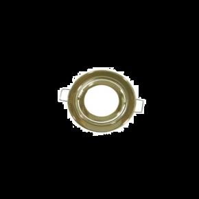 Universe LED Spot Χωνευτό 50W GU5.3 Αλουμινίου Κινητό