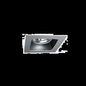 Universe LED Spot Χωνευτό 50W GU10 Μεταλλικό Κινητό