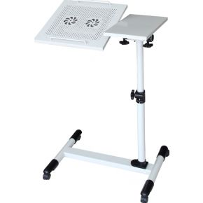 Velco Γραφείο Laptop Ρυθμιζόμενο Λευκό 59-22235