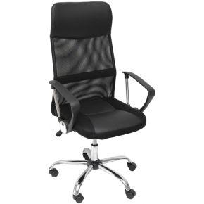 Velco Καρέκλα Γραφείου 66-18658-1 Μαύρη