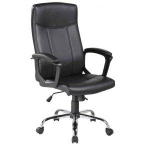 Velco Καρέκλα Γραφείου 66-23621 Μαύρη