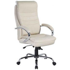 Velco Καρέκλα Γραφείου Διευθυντική 66-23607 Εκρού