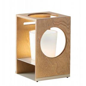 Viokef Φωτιστικό Πορτατίφ 1xE14 Μονόφωτο Plaza