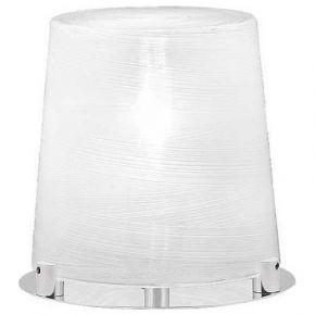 Viokef Φωτιστικό Πορτατίφ 1xE27 Λευκό Torre