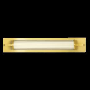 Viokef Φωτιστικό Μπάνιου Frida LED 8W Χρυσό Ματ Γυαλί