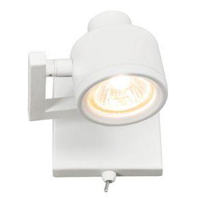 Viokef Φωτιστικό Spot Οροφής Magma Max 42W GU10 Λευκό Μεταλλικό