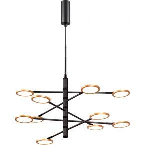 Viokef Κρεμαστό Δεκάφωτο Φωτιστικό LED 50W Sparkle