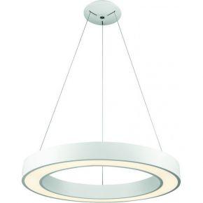 Viokef Κρεμαστό Φωτιστικό Οροφής Apollo LED 38W Λευκό Μεταλλικό
