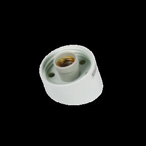 VK Επιτοίχια Αρματούρα 60W E27 IP54 Ceramic Κυρτή