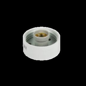 VK Επιτοίχια Αρματούρα 60W E27 IP54 Ceramic Ίσια