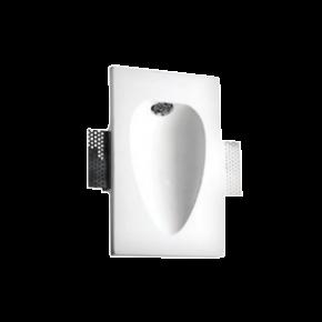 VK Επιτοίχιο Φωτιστικό LED Cree XP-D 1W IP20 240V Γύψινο