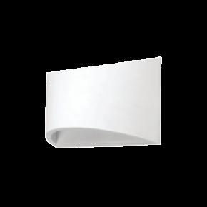 VK Φωτιστικό Τοίχου 42W VK09070 Γύψινο G9 Λευκό
