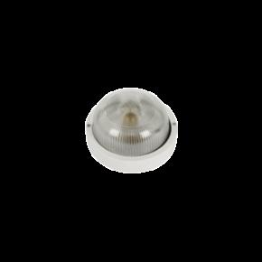 VK Φωτιστικό Χελώνα Χωνευτή Ε27 Στρογγυλή White