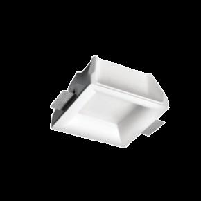 VK Γύψινο Spot Χωνευτό Τετράγωνο LED 9W 12V SMD5630