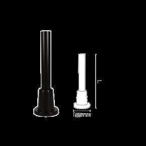 VK Κολωνάκι Πλαστικό για Ακρυλικές μπάλες και βάση 85cm