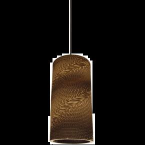VK Κρεμαστό Φωτιστικό 11W VK03088 E27 Ø24cm Χάρτινο Υφασμάτινο Καλώδιο