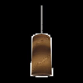 VK Κρεμαστό Φωτιστικό 11W VK03088 E27 Ø20cm Χάρτινο Υφασμάτινο Καλώδιο