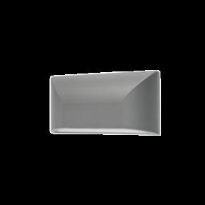 VK LED Απλίκα Τοίχου 6W Ορθογώνιο IP65