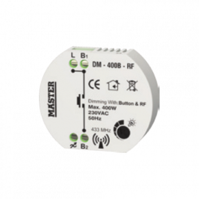 VK LED Dimmer Controller 400W Button-remote controller MASTER IP20