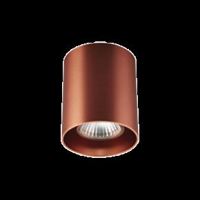VK LED Eπίτοιχο Spot 35W Αλουμινίου GU10 PAR16 IP20 Copper