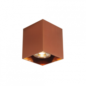 VK LED Eπίτοιχο Spot 35W Αλουμινίου GU10 PAR16 VK03083CE IP20 Kύβος