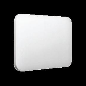 VK LED Φωτιστικό Τοίχου 10.5W VK09016 Γύψινο Λευκό