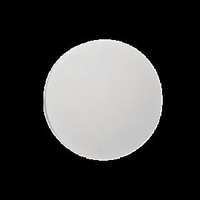 VK LED Φωτιστικό Τοίχου 4W VK09068 Γύψινο με Driver Λευκό