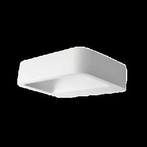 VK LED Φωτιστικό Τοίχου 5W VK09065 Γύψινο με Driver Λευκό